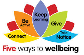 five ways to well being