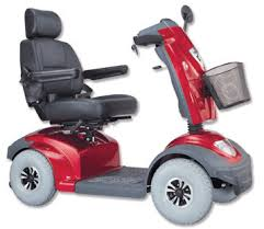 picture of mobility scooter