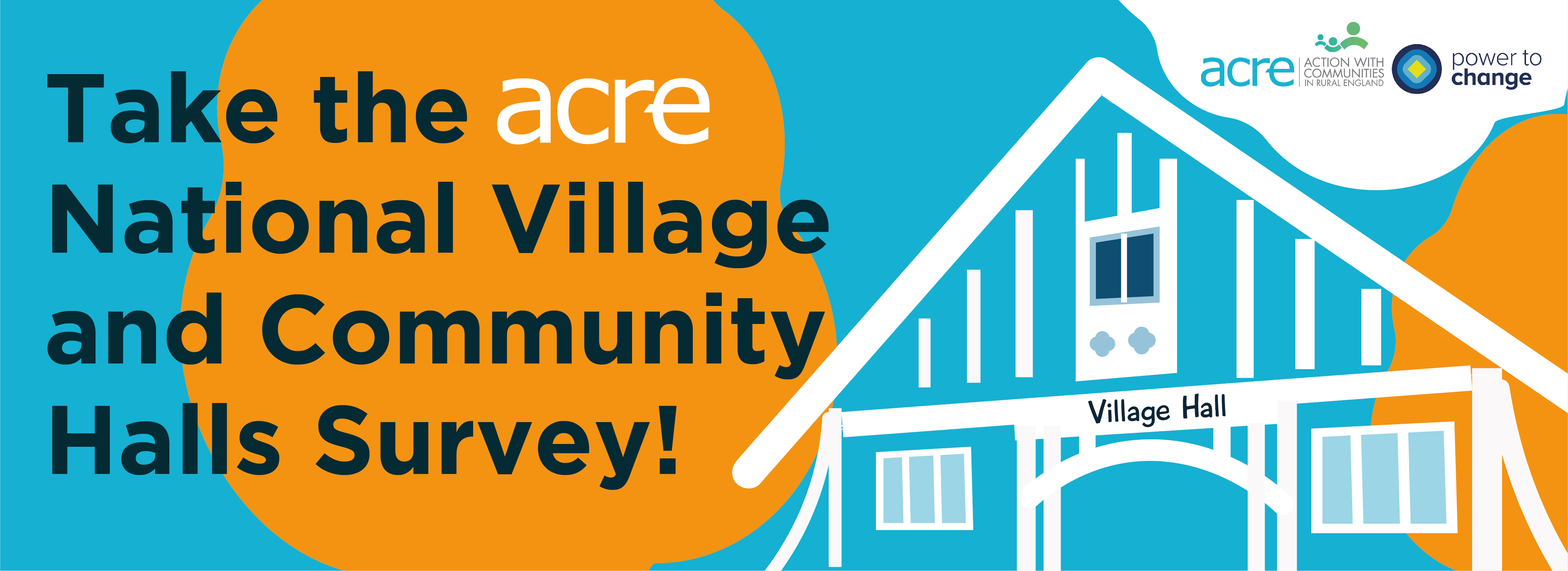 ACRE Launches National Village Halls Survey 2020