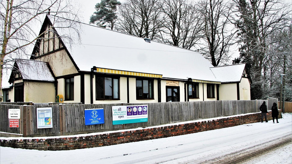 ACRE advice for keeping Village Halls safe this Autumn and Winter